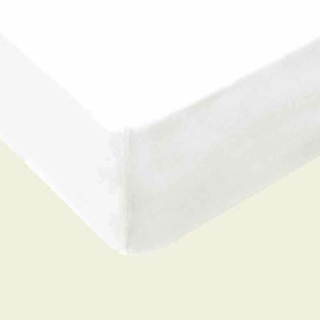 szállodai minőségű pamut jersey gumis lepedő
