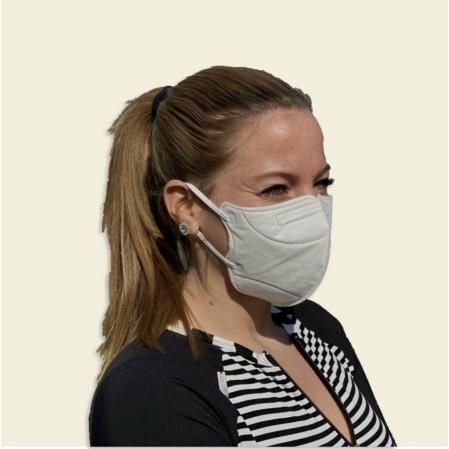 KN95 5 rétegű eldobható szájmaszk