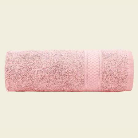 Világos rózsaszín ovis törölköző