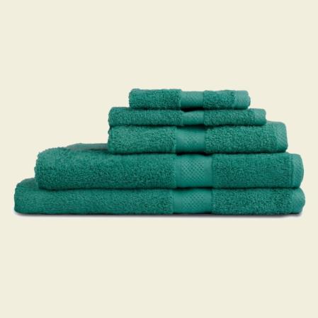 smaragd-luxus-pamut-torolkozo-100x150cm