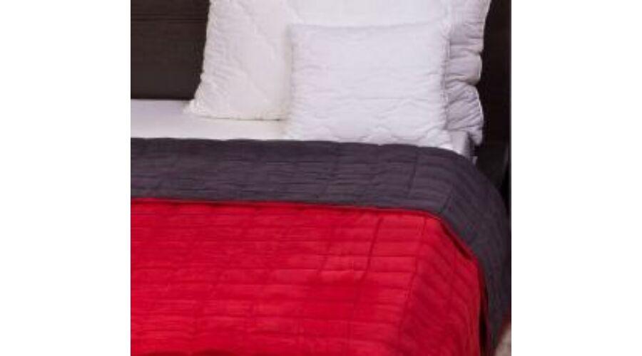 Bőrhatású kétoldalas dupla ágytakaró (235 250 cm) több színben ... 6cfcef905a